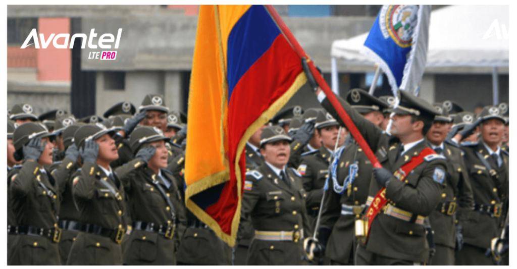 planes avantel nicho policias y militares