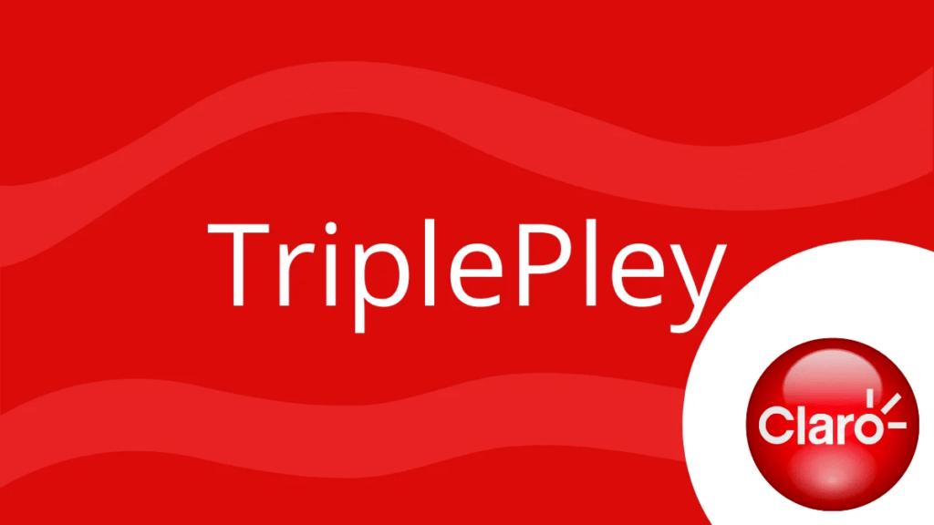 Claro Hogar TriplePley