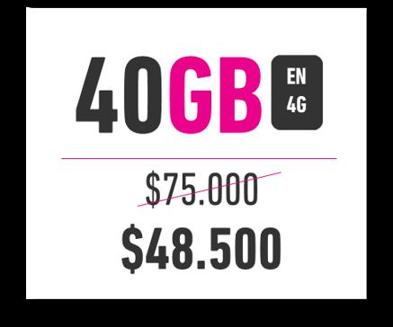 Internet Hogar Avantel 75000