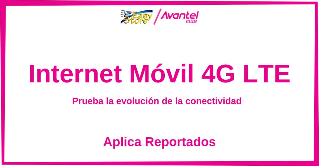 internet móvil Avantel
